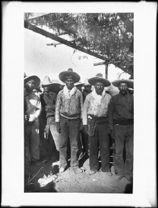 10.4 A group of Yaqui Indians, including Chief Talaviate