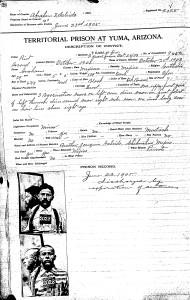 Abraham Salcido Yuma Prison jpeg