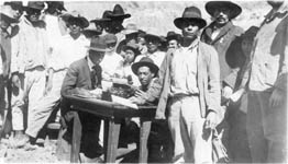 Arizona 1915 Mexican Miners