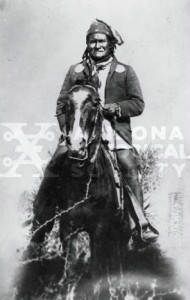 GERONIMO ON HORSEBACK azmemory.azlibrary.gov