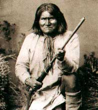 Geronimo lived in Tucson Ebay Historic Photo