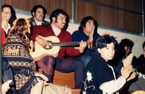 Gilbert Carlos Reyes 1970