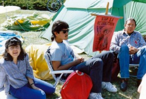 Hunger Strike UCSB 1989