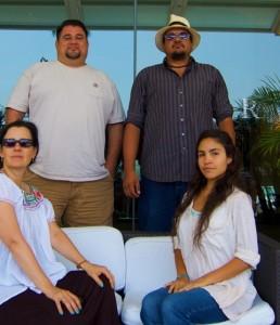 LALIFF Sean, Abie, Pricila, y Eren