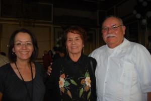 Lupe Compean, Juana and Ricardo Gutierrez