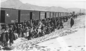 Mexican Refugees circa 199 Epcl