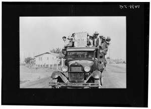 San Joaquin Cotton strike 1933
