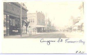 Tucson 1907 Ebay Historic Photos