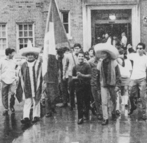 Walkout Kansas City West High Schoo' sep 16 1969