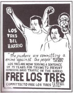 free los tres