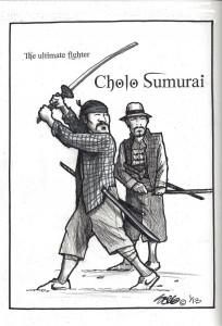 hernandez Cholo Samurai