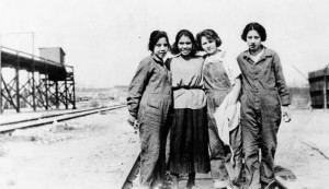 mexican women factory workers 1922